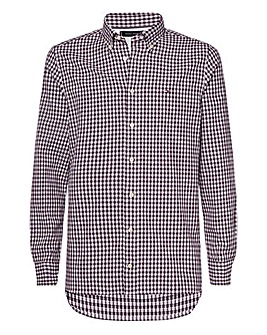 Tommy Hilfiger Textured Gingham Shirt