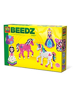 Unicorns & Princesses Iron-on Beads Set