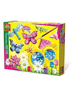 Butterfly Glitter Casting and Paint Set