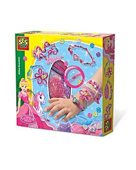 Glitter Princess Glitter Bracelets Set