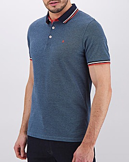 Jack & Jones Denim Blue Paulos Polo