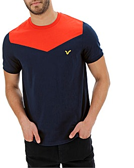 Voi Chevron T-Shirt Long