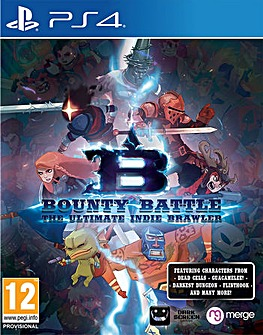 Bounty Battle The Ultimate Indie Brawler