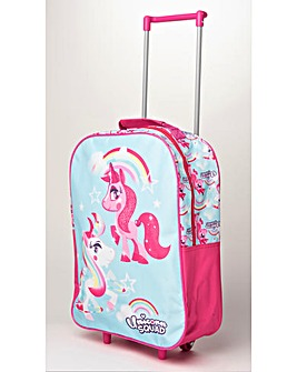 Unicorn Squad Trolley Bag