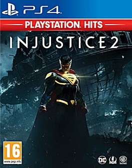 Injustice 2 Hits Range PS4