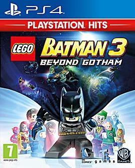 LEGO Batman 3 Beyond Gotham HITS PS4