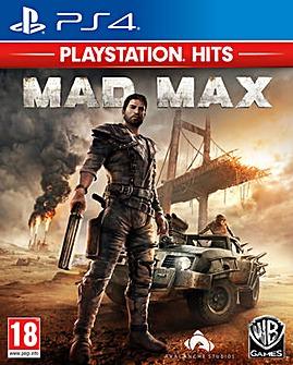 Mad Max HITS Range PS4