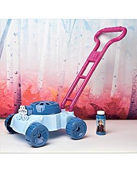 Disney Frozen 2 Bubble Mower With Bubble Solution - Sambro