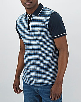 Original Penguin Check Polo