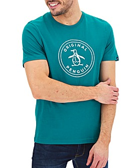 Original Penguin Stamp Logo T-Shirt
