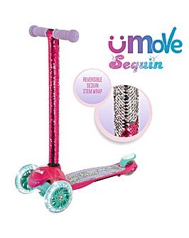 U Move Sequin Mini Scooter