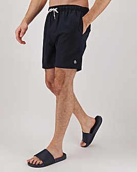 Original Penguin Logo Swimshorts