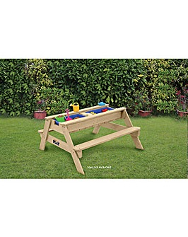 Hedstrom Play Sand, Water and Ball Play Table