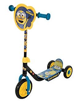 Minions 2 Deluxe Tri Scooter