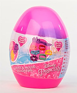 Disney Princess Character Dough Egg