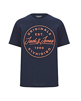 Jack & Jones Langmore Large Scale Tee