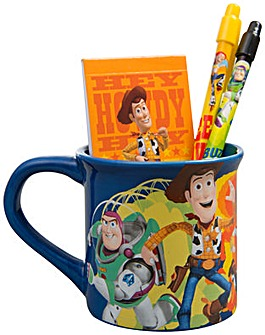 Disney Toy Story Mug with Stationery
