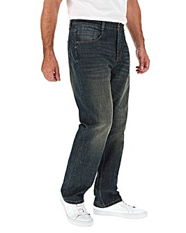 Joe Browns Dark Wash Loose Fit Jean