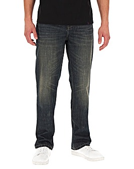 Joe Browns Dark Wash Loose Fit Jean