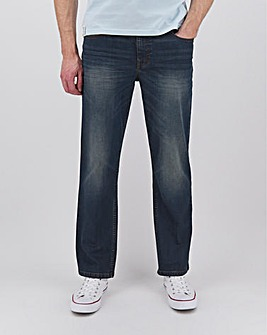 Lambretta Newburgh Loose Fit Stretch Jean