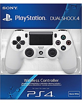 Sony Dualshock 4 Controller White