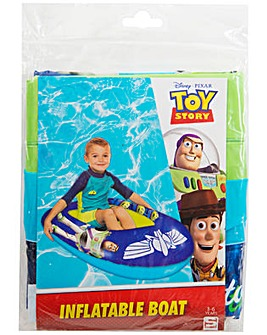 Toy Story Inflatable Boat - Sambro