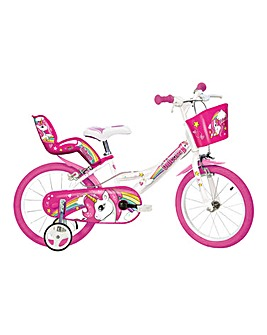 Unicorn 14 Inch Bicycle