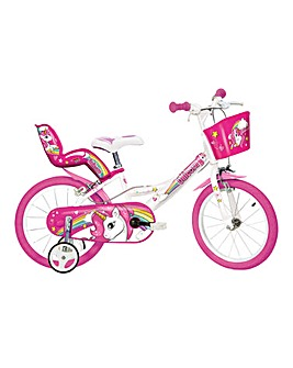 Unicorn 16 Inch Bicycle
