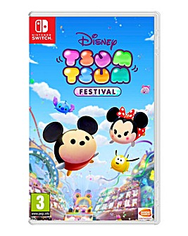 Disney Tsum Tsum Festival - Switch