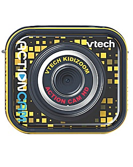 Vtech Action Cam HD With 9 Accessories
