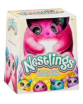 Nestlings Pink
