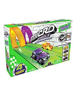 Micro Wheels Double Loop