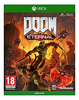 Doom-Eternal - Xbox One