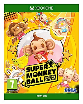 Super Monkey Ball Banana Blitz HD - Xbox