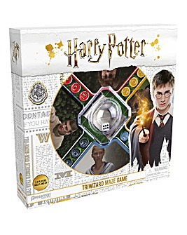 Harry Potter and the Tri-Wizard Tournament