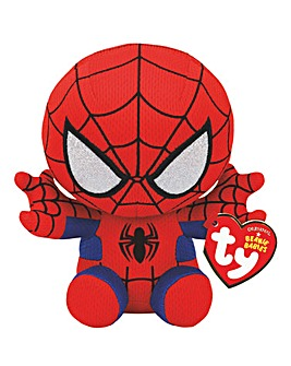TY Marvel Spider-Man Beanie