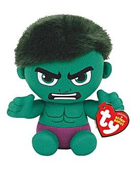 TY Marvel Hulk Beanie