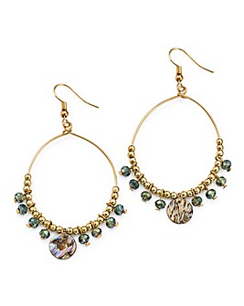 Ball And Shell Hoops