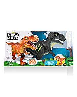 Zuru Robo Alive Dino Jungle Green