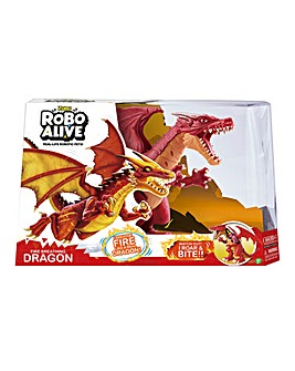 Zuru Robo Alive Dragon Red