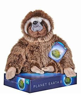 BBC Planet Earth Sloth 25cm