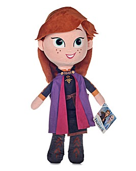 Disney Frozen 2 Anna Plush
