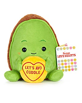 "Love Hearts Avocado ""Avo Cuddle"""