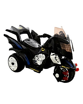 Batman 6v Battery Operated Bat Bike