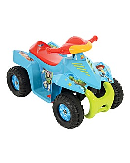 Toy Story 6v Battery Operated Mini Quad