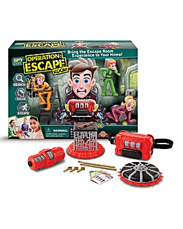 Operation Escape with 3 Challenge