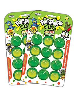 Pop Pops Snotz 2 x 12 Pack