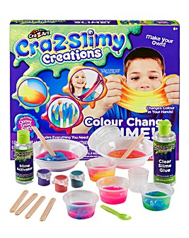 Cra-Z-Slimy Colour Change Slime