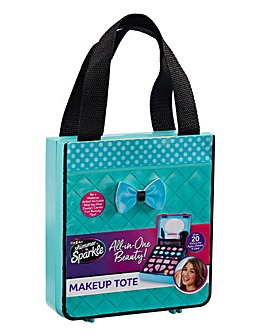 Shimmer 'N' Sparkle All in One Beauty Make Up Tote