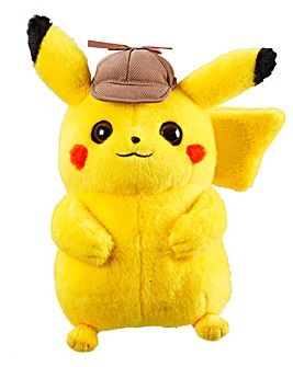 Pokemon Detective Pikachu Plush